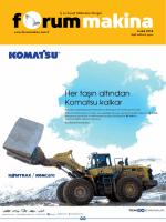 Aralık 2014 - Forum Makina