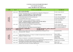 8. Sağlık ve Hastane İdaresi Kongresi Sözel Bildiri Oturum Programı