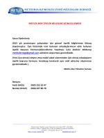 meteoroloji meslek lisesi mezunları derneği metlis