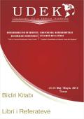 Proceeding - UDEK - Uluslar Arası Dil ve Edebiyat Konferansı