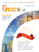 ICCI 2014 Brochure