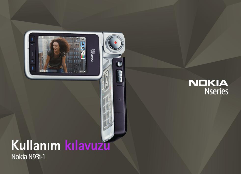 Nokia N93i Cihaziniz