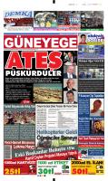 02 Temmuz 2014 - Güney Ege Gazetesi