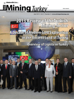 2013 Review of theTurkish Mining Sector