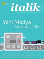 İtalik - İstanbul Ticaret Üniversitesi