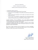 2014 – 2015 Erasmus+ Programı Akademik Personel İlanı