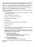 Bankamızın, 05 Nisan 2014 tarihinde yapılan Müfettiş Yardımcılığı