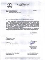 Resmi Yazı ve Şartname - Akçaabat İlçe Milli Eğitim Müdürlüğü