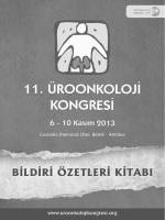 11. Üroonkoloji Kongresi