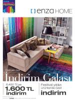 Perakende Fiyat Listesi Enza Home bir mobilya, yatak ve ev