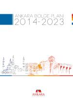 Ankara Bölge Planı 2014-2023 (2. Taslak)