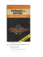 Erich Von Daniken – Tohum ve Evren