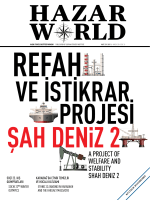 A pRoJEcT of WElfARE AND STAbIlITY SHAH DENIZ 2