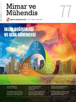 PDF İndir - Mimar ve Mühendisler Grubu