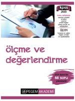 3. Ölçme ve Değerlendirme 2015 - 248 sayfa
