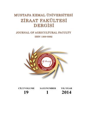 19(1) - Mustafa Kemal Üniversitesi