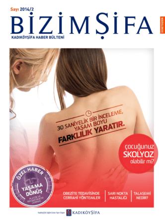 BİZİMŞİFA DERGİSİ - Özel Kadıköy Şifa Hastanesi