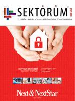 Ekim - Sektörüm Dergisi