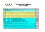 ADG Mühendislik Referans Listesi