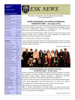 ESK NEWS - The English School of Kyrenia.
