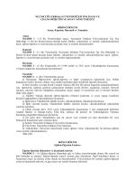 TC AİLE VE SOSYAL POLİTİKALAR BAKANLIĞI Eğitim ve Yayın