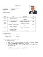 Prof.Dr.Mustafa Serhan OKSAY