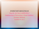 ME (MJ/kg KM) - Ali Vaiz Garipoğlu