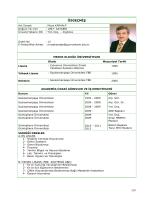 Yrd.Doç.Dr. Musa KARAALP - Gümüşhane Üniversitesi,Torul