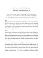 biyomedikal mühendisliği bölümü ödev hazırlama için şekil kuralları