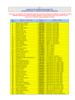 Başvuru Listesi - Harran Üniversitesi AB Ofisi