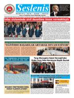 Nisan-Sayı: 145 - Ceza ve Tevkifevleri Genel Müdürlüğü