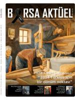 Mayıs - Haziran 2014 - İstanbul Ticaret Borsası