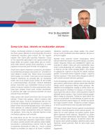 SD Dergisinin Haziran 2014 (55. Sayı)