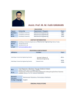 Assistant Prof. Dr. M. Mehmet Fatih KARAHAN