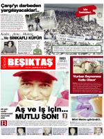 SAYI 316 - Gazete Beşiktaş