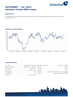 FACTSHEET - Solactive Turkish REITs Index 23.1.2015