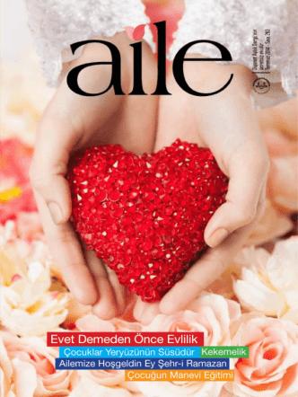 Aile Dergisi - Diyanet İşleri Başkanlığı