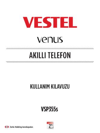 akıllı telefon - Vestel Driver Web Sitesi