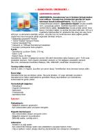Ürünler - Gano Excel Dortyol