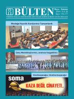 Mayıs-Temmuz 2014 - Sayı: 176-177