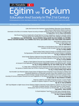 21. yüzyılda eğitim ve toplum - Türk Eğitim-Sen