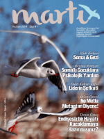 Haziran - Martı Dergisi