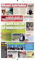 Yaş 40 - Sondakika Gazetesi