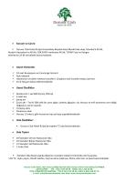 • Konum ve Çevre • Genel Hizmetler • Genel Özellikler • Oda