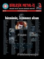 sayı 216 temmuz 2014 - Birleşik Metal-İş