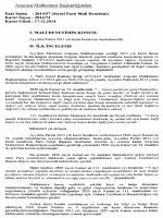 2014/57 (Siyasi Parti Mali Denetimi), K