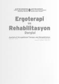 Ergoterapi Rehabilitasyon - Ergoterapi Ve Rehabilitasyon Dergisi