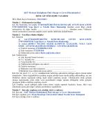 AKÜ Merkezi Kütüphane Önü Altyapı ve Çevre Düzenlemeleri İşi