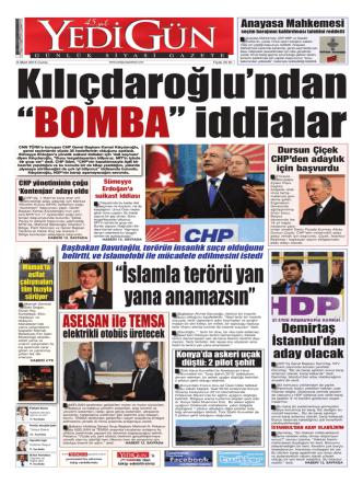 ASELSAN ile TEMSA - Yedigün Gazetesi