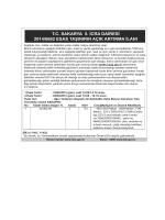 tc sakarya 5. icra dairesi 2014/6682 esas taşınırın açık